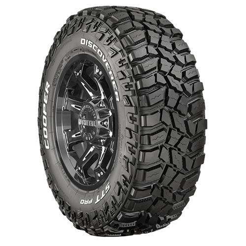 Summer Tyre COOPER DISCOVERER STT PRO POR RWL 285/75R16 126 K