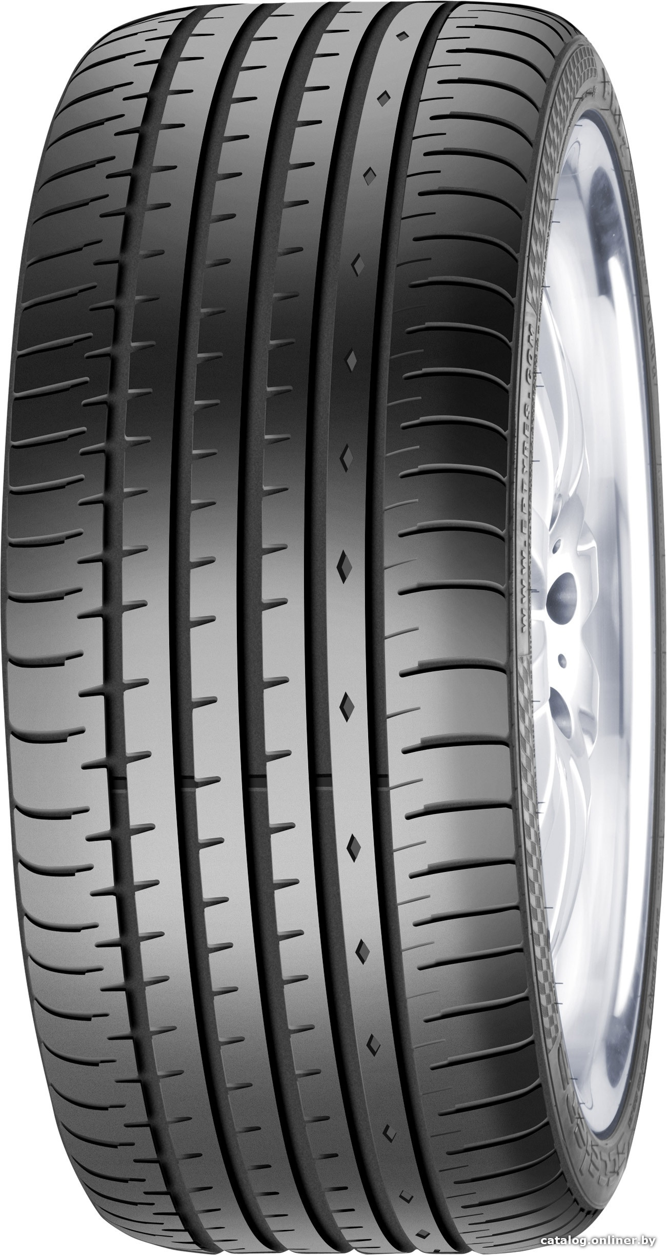 Summer Tyre ACCELERA PHI2 285/30R19 98 Y