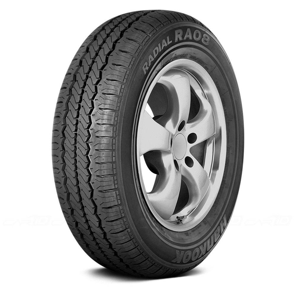 Summer Tyre HANKOOK RADIAL RA08 175/82R13 97/95 Q