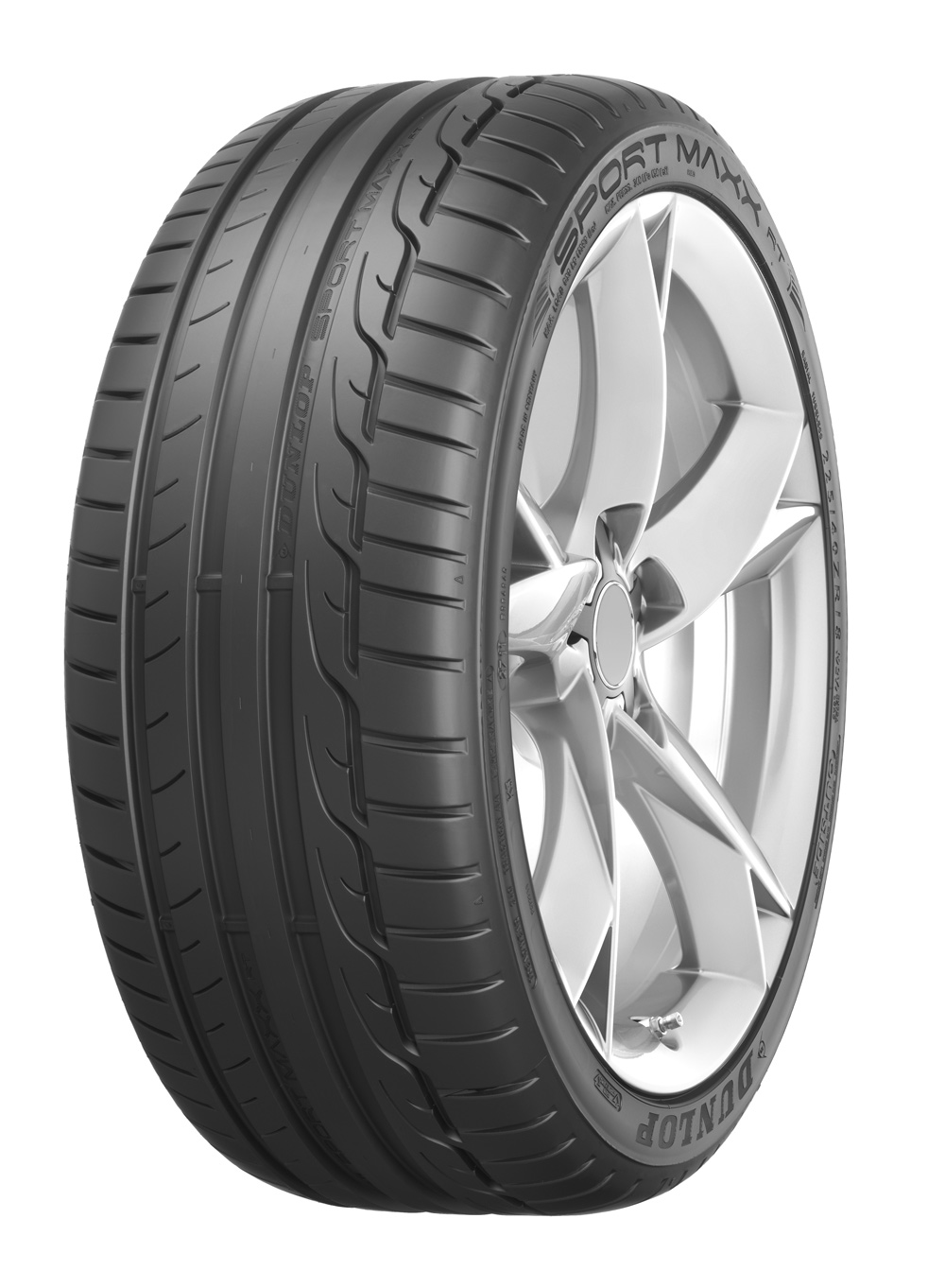 Summer Tyre DUNLOP SPORT MAXX RT 215/50R17 91 Y