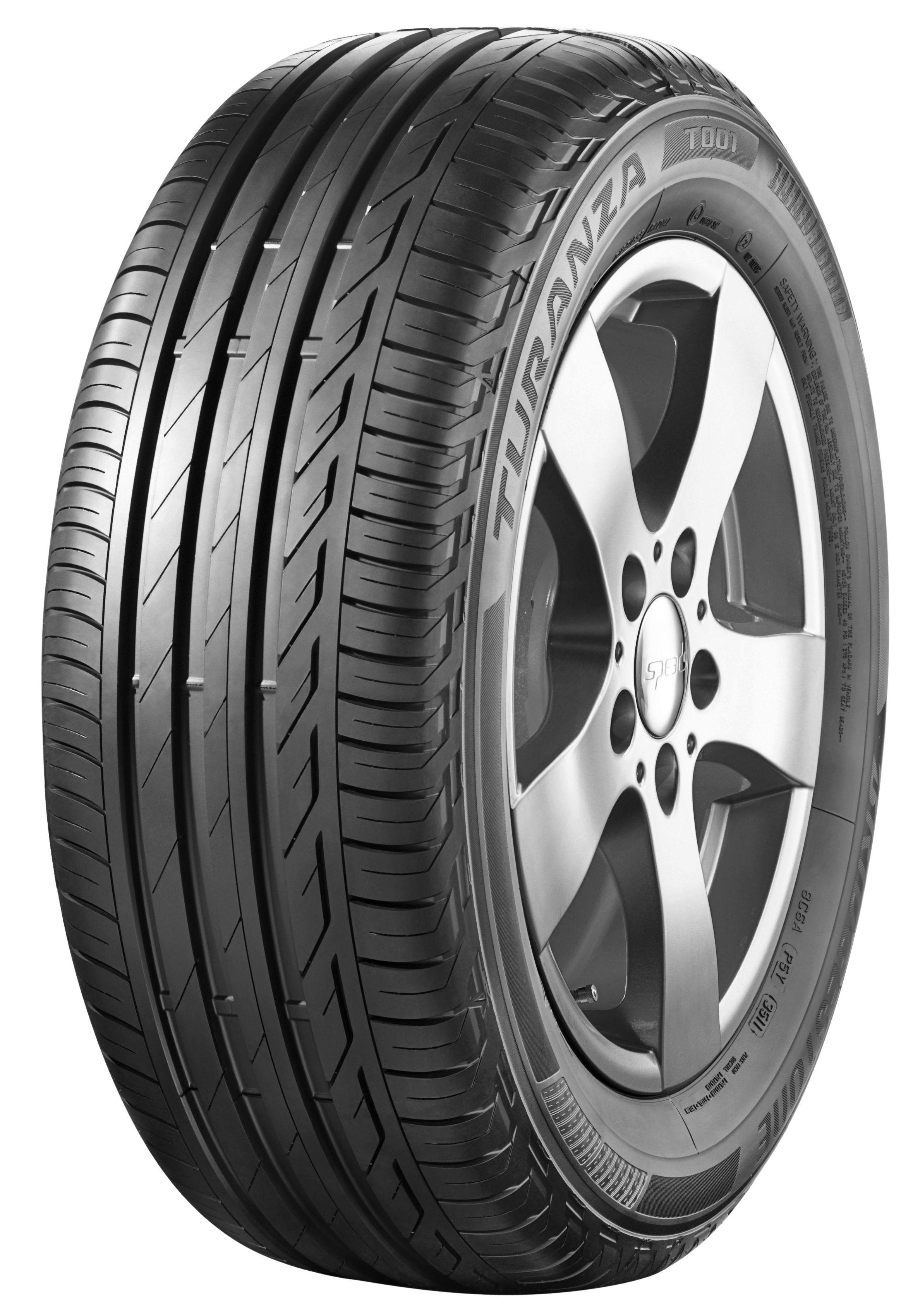 Summer Tyre BRIDGESTONE TURANZA T001 EVO 185/60R15 84 H