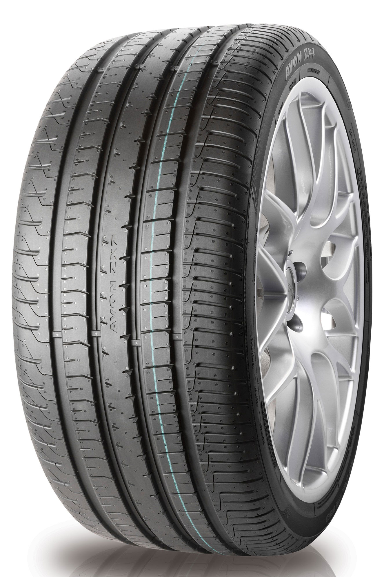 Summer Tyre AVON ZX7 BSW 225/45R19 96 Y