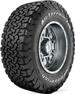 Summer Tyre BFGOODRICH ALL-TERRAIN T/A KO2 245/70R17 119/116 S