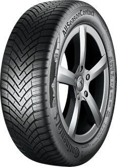 All Season Tyre CONTINENTAL ALLSEASONCONTACT 215/65R17 99 V