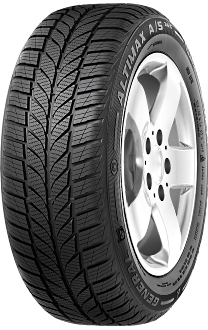 All Season Tyre GENERAL ALTIMAX A/S 365 185/60R14 82 H