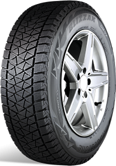 Winter Tyre BRIDGESTONE BLIZZAK DM-V2 215/70R17 101 S