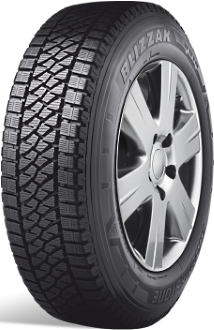 Winter Tyre BRIDGESTONE BLIZZAK W810 195/65R16 104 T