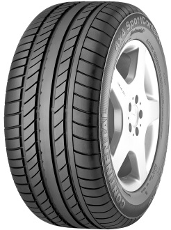 Summer Tyre CONTINENTAL 4X4SPORTCONTACT 275/45R19 108 Y