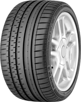 Summer Tyre CONTINENTAL CONTISPORTCONTACT 2 275/40R18 103 W