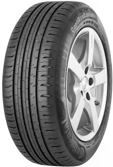 Summer Tyre CONTINENTAL CONTIECOCONTACT 5 185/70R14 88 T