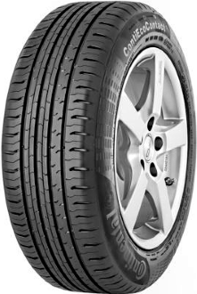 Summer Tyre CONTINENTAL CONTIECOCONTACT 5 165/60R15 77 H