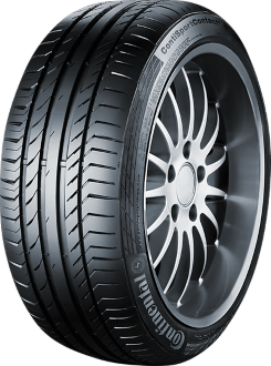 Summer Tyre CONTINENTAL CONTISPORTCONTACT 5 205/40R17 84 V