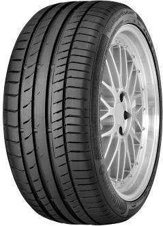 Summer Tyre CONTINENTAL CONTISPORTCONTACT 5P 255/35R19 96 Y