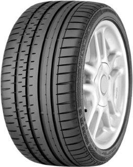 Summer Tyre CONTINENTAL CONTISPORTCONTACT 2 215/40R18 89 W