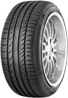Summer Tyre CONTINENTAL CONTISPORTCONTACT 5 255/40R20 101 V