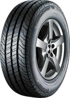 Summer Tyre CONTINENTAL CONTIVANCONTACT 100 225/65R16 112 R