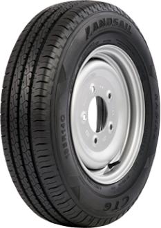 Summer Tyre LANDSAIL CT6 165/80R13 94/93 N