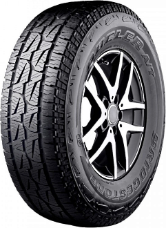 All Season Tyre BRIDGESTONE DUELER A/T 001 205/80R16 104 T