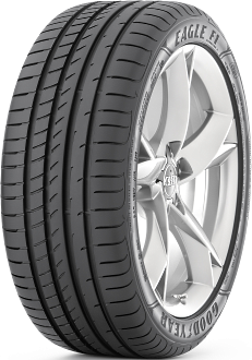Summer Tyre GOODYEAR EAGLE F1 (ASYMMETRIC) 2 265/30R19 93 Y