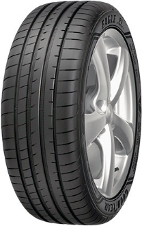 Summer Tyre GOODYEAR EAGLE F1 (ASYMMETRIC) 3 225/35R19 88 Y