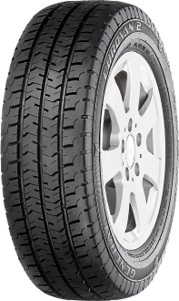 Summer Tyre GENERAL EUROVAN 2 195/75R16 107/105 R