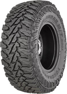 Summer Tyre YOKOHAMA G003 33/12R17 120 Q