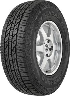 Summer Tyre YOKOHAMA G015 225/70R16 103 H