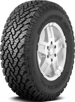 All Season Tyre GENERAL GRABBER AT2 285/75R16 121/118 R