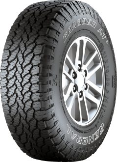 All Season Tyre GENERAL GRABBER AT3 255/60R18 112 H