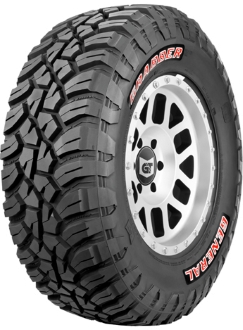 Summer Tyre GENERAL GRABBER X3 235/85R16 120/116 Q