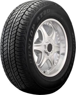 Summer Tyre DUNLOP GRANDTREK AT20 245/70R17 110 S