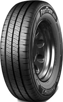 Summer Tyre KUMHO KC53 195/75R16 107/105 T