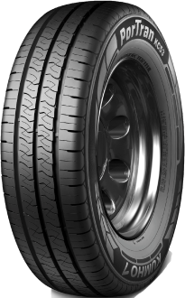 Summer Tyre KUMHO KC53 185/75R14 102/100 R