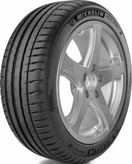 Summer Tyre MICHELIN PILOT SPORT 4 245/40R17 95 Y