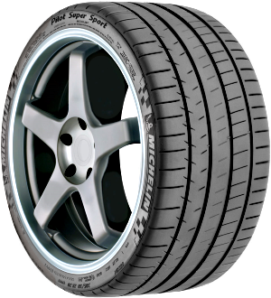 Summer Tyre MICHELIN PILOT SUPER SPORT 255/35R18 94 Y