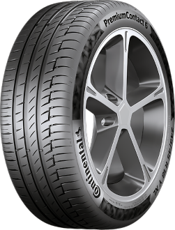 Summer Tyre CONTINENTAL PREMIUMCONTACT 6 295/45R20 114 W