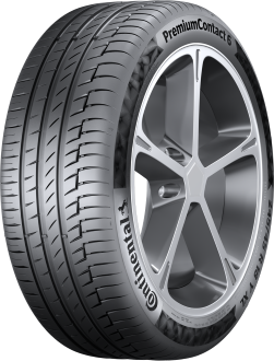 Summer Tyre CONTINENTAL PREMIUMCONTACT 6 215/40R18 89 Y