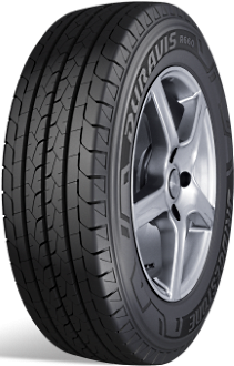 Summer Tyre BRIDGESTONE DURAVIS R660 195/65R16 104 T