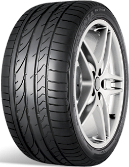 Summer Tyre BRIDGESTONE POTENZA RE050 ASYMMETRIC 205/40R17 84 W