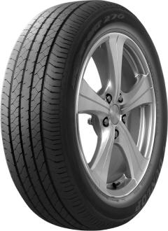 Tyre DUNLOP SP270 235/55R18 100 H