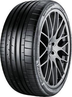 Summer Tyre CONTINENTAL SPORTCONTACT 6 285/35R19 103 Y