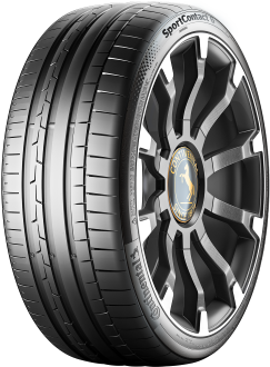 Summer Tyre CONTINENTAL SPORTCONTACT 6 305/30R20 103 Y