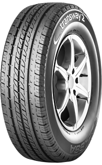Summer Tyre LASSA TRANSWAY 2 195/75R16 107/105 R