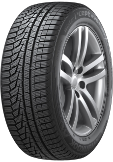 Winter Tyre HANKOOK WINTER I*CEPT EVO2 SUV W320A 265/50R19 110 V