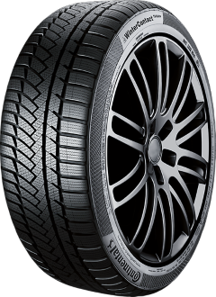 Winter Tyre CONTINENTAL WINTERCONTACT TS 850 P 215/45R18 93 V
